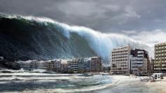 2011 Tsunami, Japan
