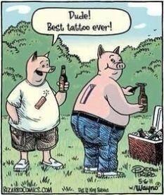 Blue Collar Pigs
