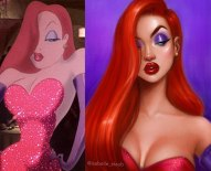 Jessica Rabbit by Isabelle Staub