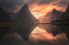 Milford Sound, New Zealand (photo by Jimmy McIntyre)