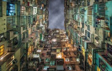 Patch of Sky, Hong Kong (photo by Jimmy McIntyre)