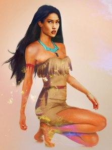 Pocahontas by Jirka Vinse Jonatan Väätäinen