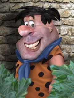 Real life Fred Flintstone