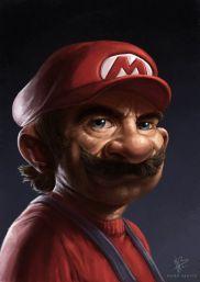 Real life Mario (pixalry)