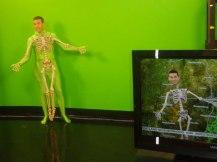 Best TV weatherman costume ever