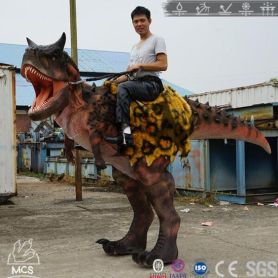 Carnatosaurus costume (etsy.com)