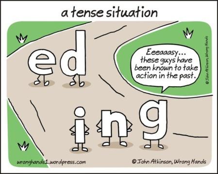 Grammar Nerds--Tense Matters