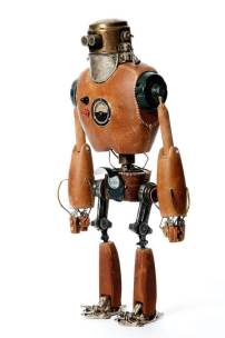 Leather Robot - Stephane Halleux