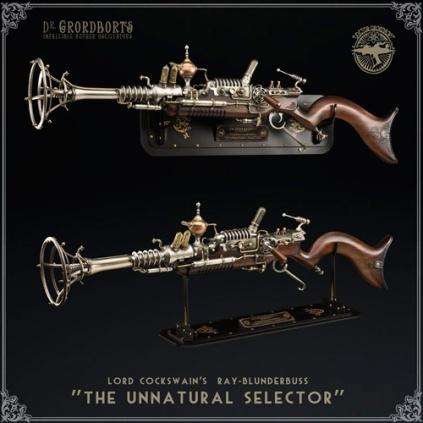 Lord Cockswain's Ray-Blunderbus (ebaumsworld.com)