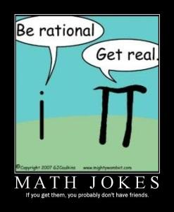 Math Nerd Jokes