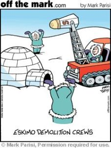 Science Nerds of the Frozen North