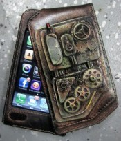 Steamfone iPhone case