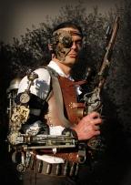 Steampunk Adventurer (cosplayer)