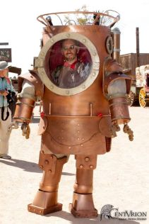 Steampunk Diving Suit by Centurion Visual Media Studio