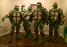 TMNTs ready for action