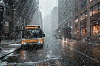 City bus in winter by Osman Rana (unsplash.com)