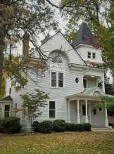 Victorian house, Danville, Kentucky