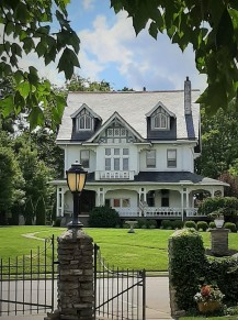 Late 19th Century home, Ft. Thomas, Kentucky