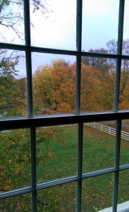 Shaker Village - Autumn setting in