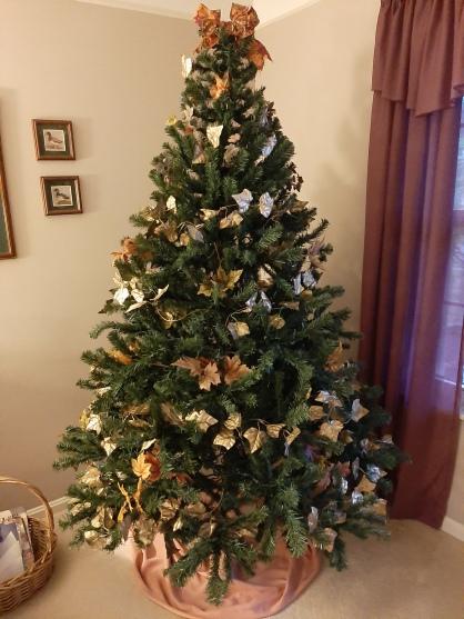 Thanksgiving Tree 2020