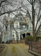 Wyoming, Ohio - old Victorian home
