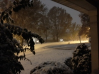 First Snow of the Season 1