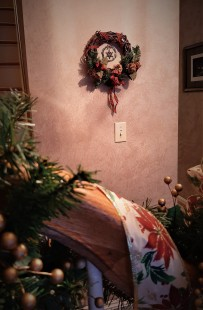 You can never have too many wreaths