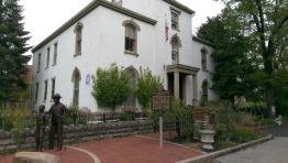 Licking Riverfront-Dan Beard House (Boy Scouts founder)