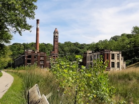 Loveland - abandoned munitions factory