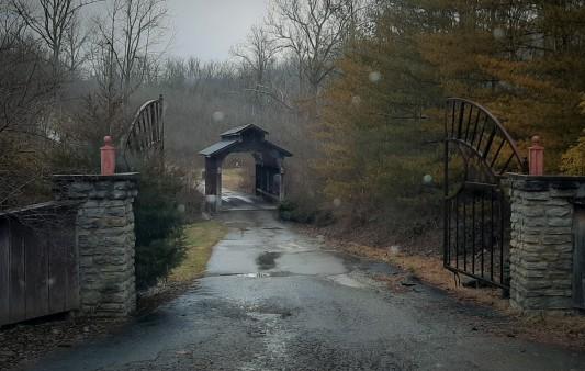 Old Covered Bridge, Ohio