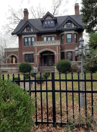 Westwood2 - Tudor Revival with Gothic trim
