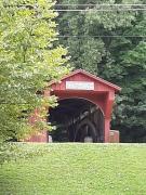Covered bridge, Carillon Park