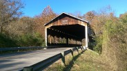 Covered bridge, near Lebanon, Ohio