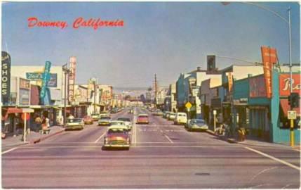 Downey 1953
