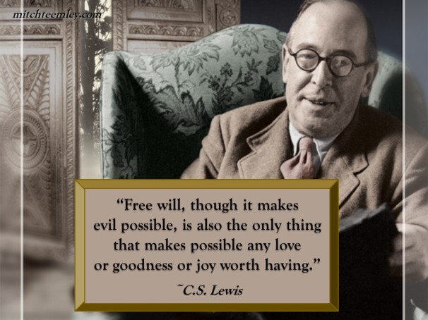 Free Will (C.S. Lewis)
