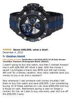 Men's Watch-$58,000 Off