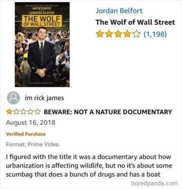 Wolf of Wall Street DVD