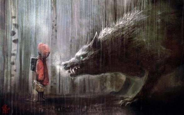 152789-fantasy_art-Little_Red_Riding_Hood-748x468