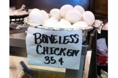 Boneless Chicken (the yoke's on you) - NZTau (Reddit)