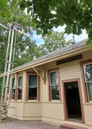 Carillon Park - Old reailway station1