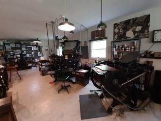 Carillon Park - Print Shop2