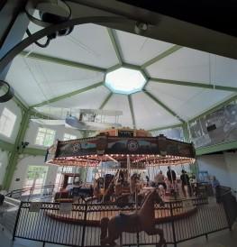 Carillon Park - Vintage carousel