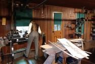 Carillon Park - Wright Bros workshop