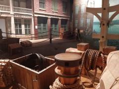 Cincinnati Museum Center - old steamboat dock