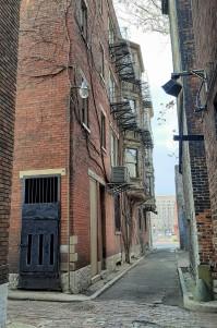 Goshens Alley at Weaver Alley, Cincinnati