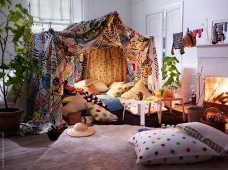 living-room-fort