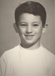 Mitch, age 5