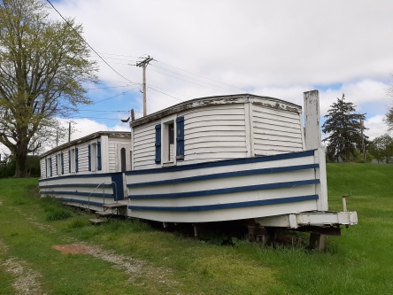 Old Canal Boat, Tipp City