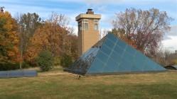 Pyramid Hill - founder's undergrond mansion