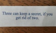 Ruthless fortune cookie - lena-mm (Reddit)